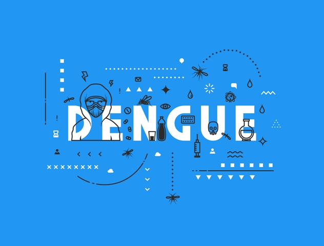 Dengue is a tropical disease that is spread by several species of mosquitoes