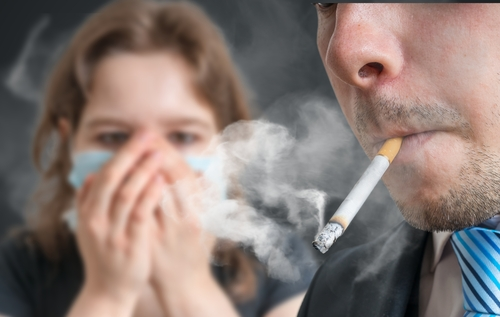 Tobacco use causes cancer development in lung, throat, mouth, liver, kidney