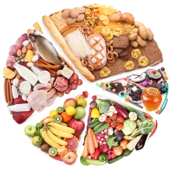 With certain types of radiation, you may need to change your diet to minimize side effects