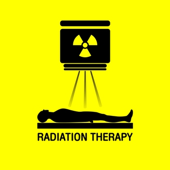 Radiotherapy is safe and is used to treat patients